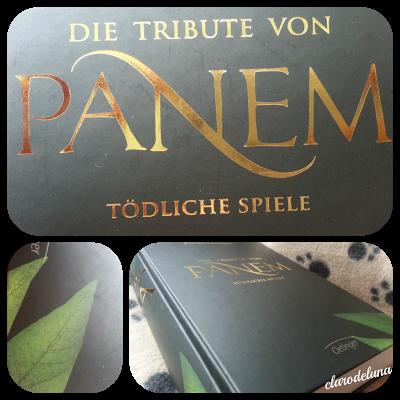 {Rezension} Suzanne Collins – Die Tribute von Panem  01. Tödliche Spiele