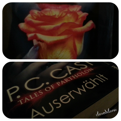 {Rezension} P.C. Cast- Tales of Partholon 01. Auserwählt