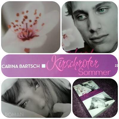 {Rezension} Carina Bartsch – Kirschroter Sommer