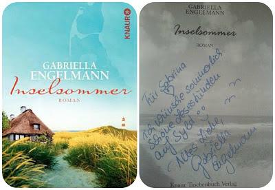 {Rezension} Gabriella Engelmann – Inselsommer