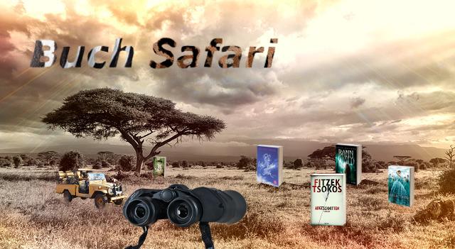 {Aktion} Buch-Safari – das Ende der Reise