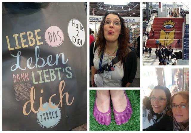 Leipziger Buchmesse 2017 und wo du mich findest!