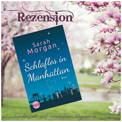 Gelesen: Sarah Morgan – Schlaflos in Manhattan