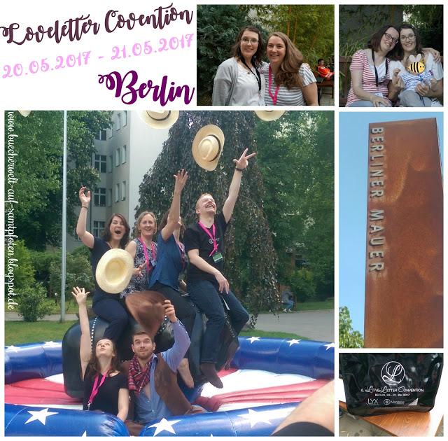 Loveletter Covention 2017 – Mein Bericht zum 1. Tag