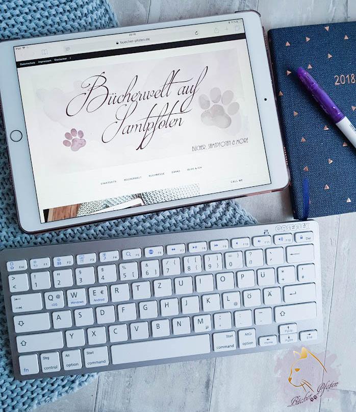 Ein neues Gesicht in der Bloggerwelt