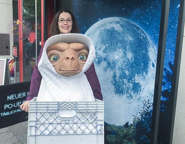 Brina + E.T.