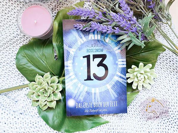 Gelesen: Rose Snow – 13: Das erste Buch der Zeit