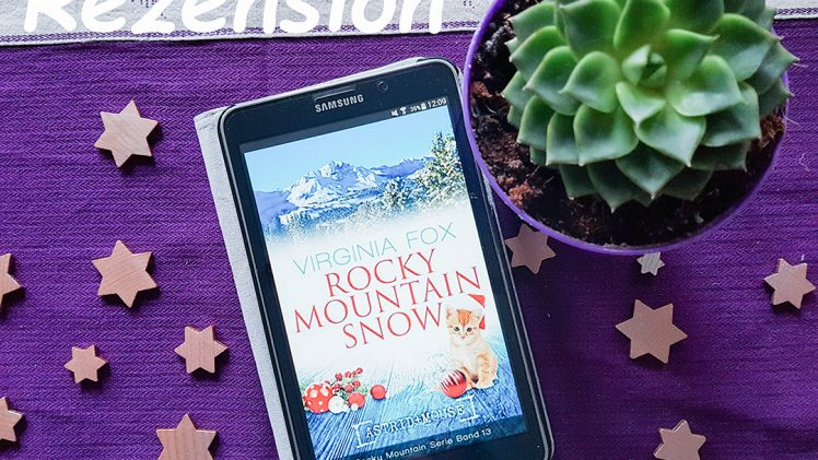 Gelesen: Virginia Fox – Rocky Mountain Snow Band 13