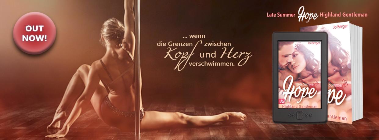 Jo Berger - Late Summer Hope - Banner