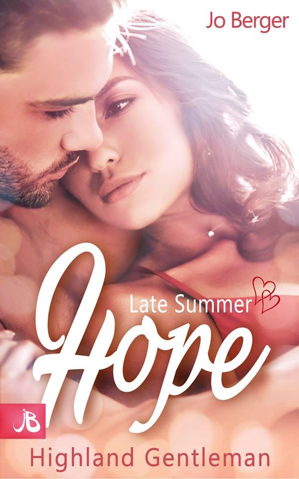 Jo Berger - Last Summer Hope - Cover