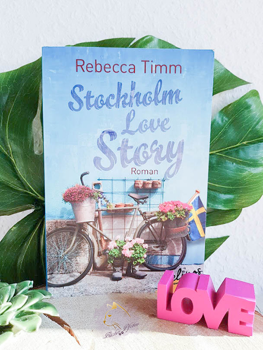 Rebecca Thimm - Stockholm love story - Cover