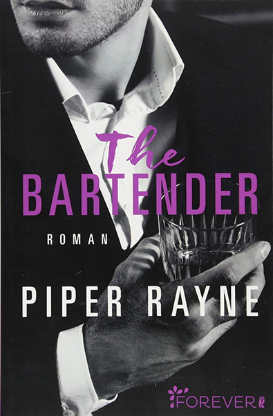Piper Rayne - The Bartender - Cover