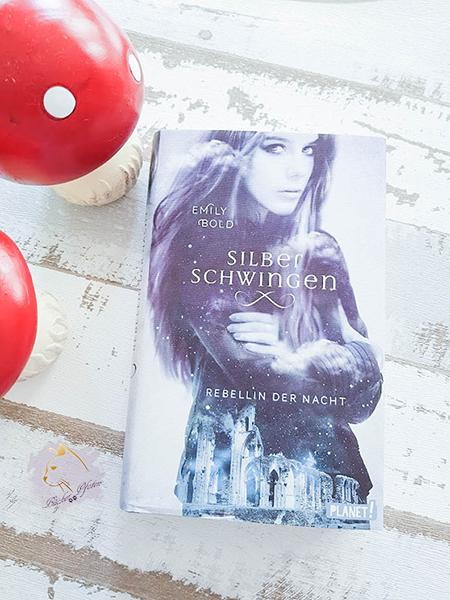 Handlettering - Emily Bold - Silberschwingen- Buch