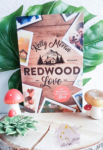 Kelly Moran - Redwood love - Band 1 - Coverbild