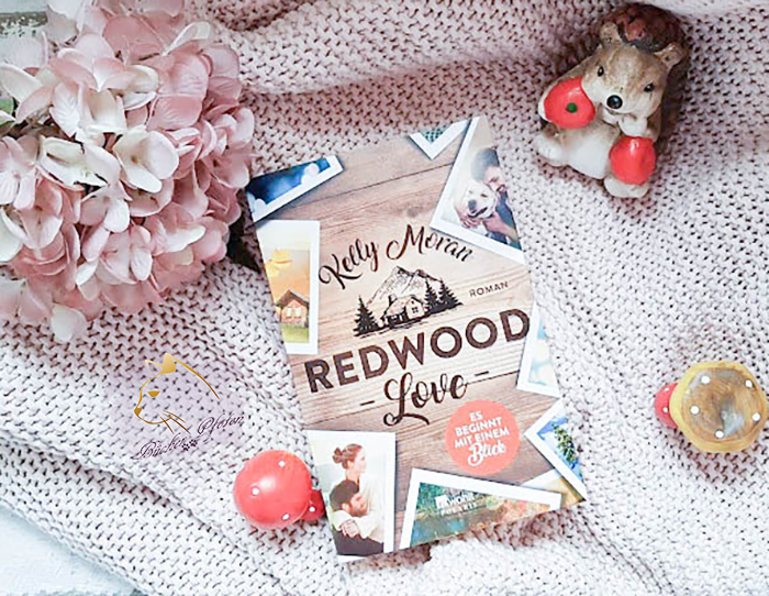 Kelly Moran - Redwood love - Band 1