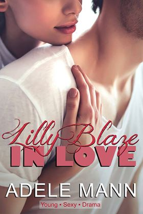 Adele Mann - Lilly Blaze in Love