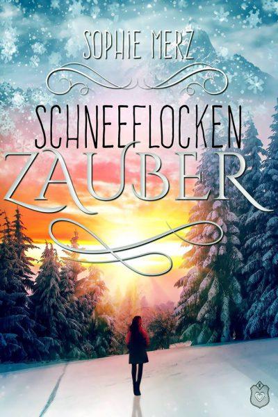 Sophie Merz - Schneeflockenzauber - Cover