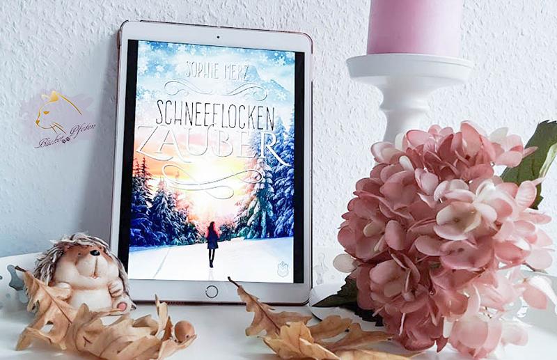 Gelesen: Sophie Merz – Schneeflockenzauber