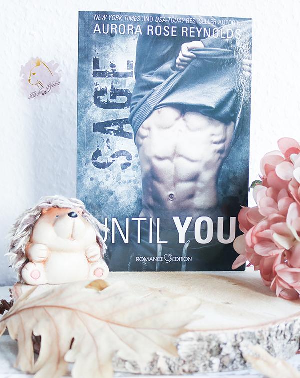 Aurora Rose Reynolds - Until You Sage - Cover