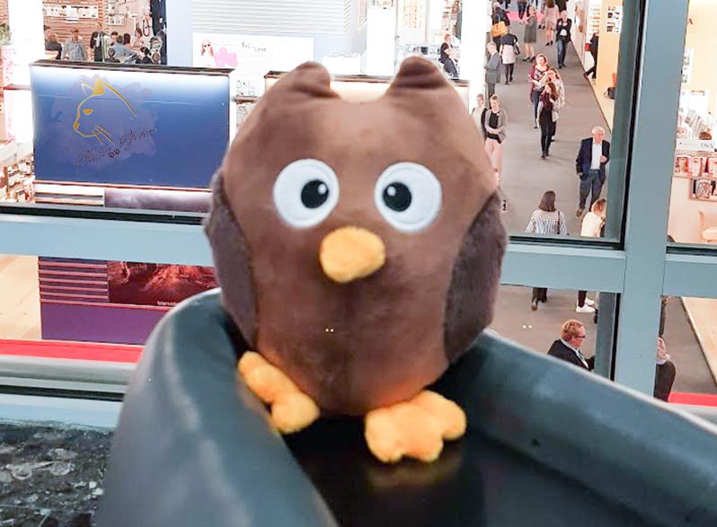 Frankfurter Buchmesse 2018 – Darf ich vorstellen? Krummschnabel!