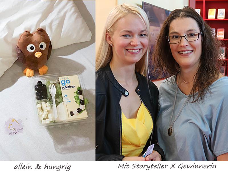FBM2018 - allein & hungrig - Gewinnerin Stroyteller X