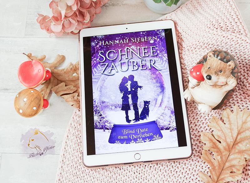 Hannah Siebern - Schneezauber: Blind Date zum Verlieben