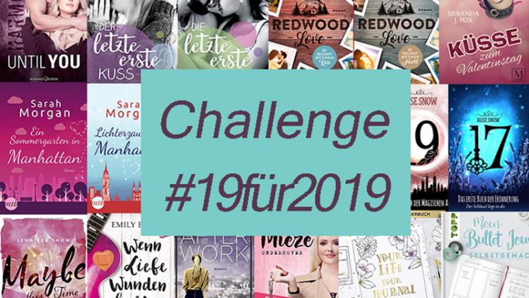Challenge: Meine #19für2019