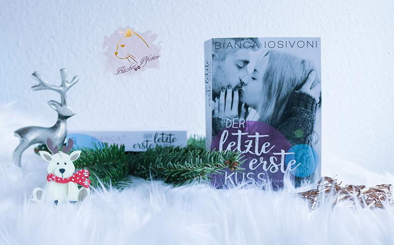 #3Bücher - mit Menschen auf dem Cover - Der letzte erste Kuss