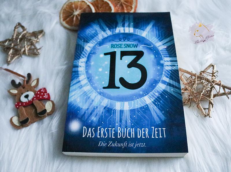 #3Bücher - 13: Das erste Buch der Zeit