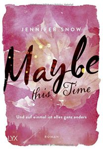 Jennifer Snow - Maybe this time