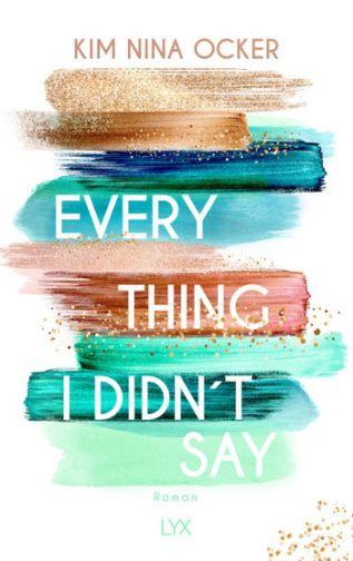 Kim Nina Ocker - Every Thing I Didn´t Say