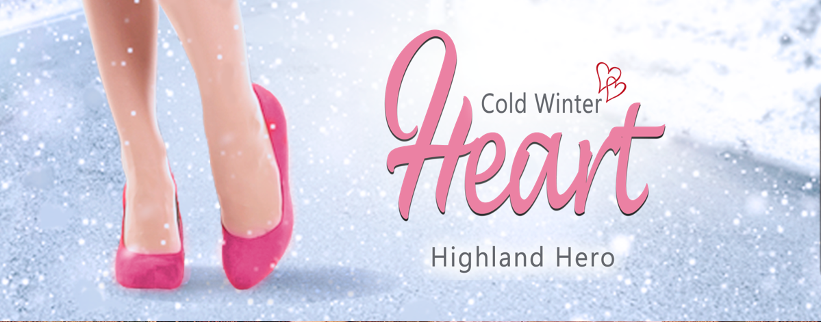 Jo Berger - Cold Winter Heart - Banner