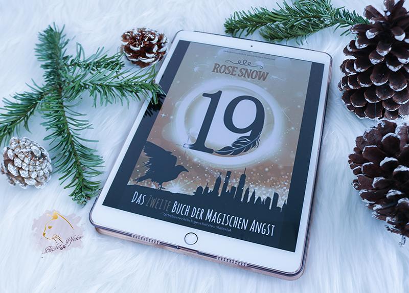 #3Bücher - auf dessen Fortsetzung ich entgegenfieber - 19 Das zweite Buch der magischen Angst