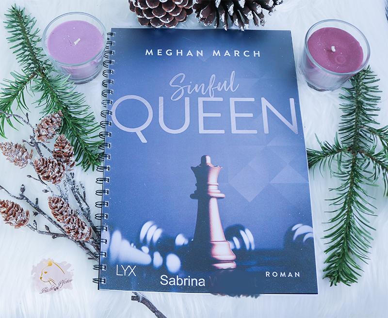 #3Bücher - aus drei unterschiedlichen Verlagen - Sinfull Queen