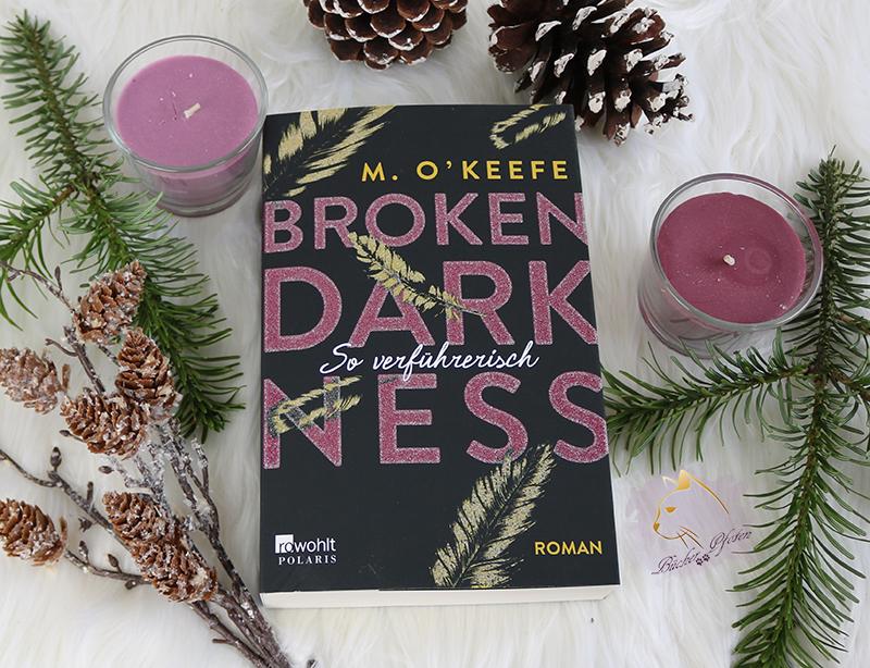 #3Bücher - aus drei unterschiedlichen Verlagen - Broken Darkness