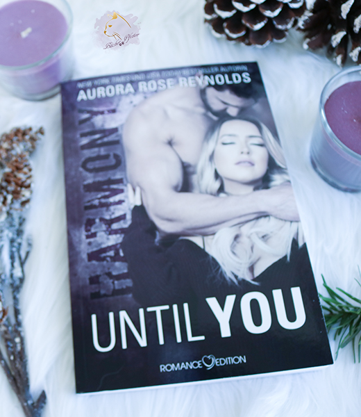Aurora Rose Reynolds - Until You 06. Harmony - Cover