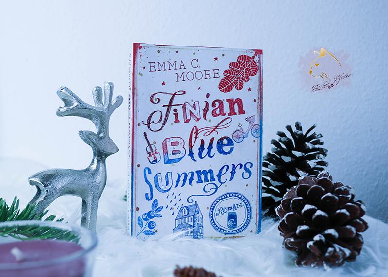 #Bücher - die einen englischen Titel haben - Finian Blue Summers