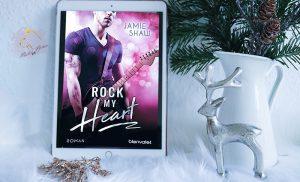 Gelesen: Jamie Shaw – Rock my Heart