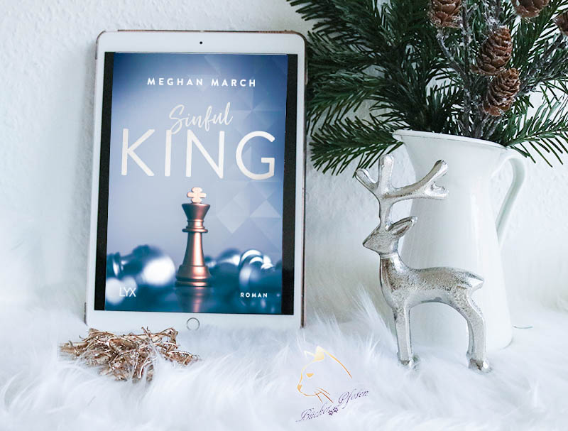 Gelesen: Meghan March – Sinful King