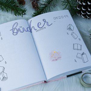 Mein Bullet Diary Selbstgemacht - Bücher