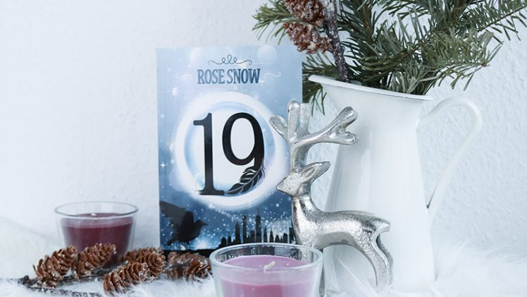 Gelesen: Rose Snow – 19: Das erste Buch der magischen Angst