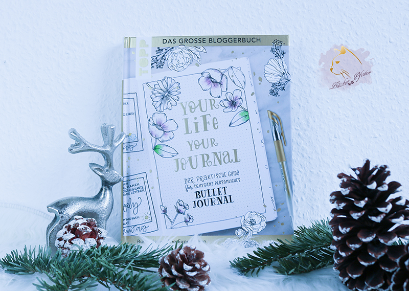 #3Bücher-Aus deinem Lieblingsgenre - Your life your journal