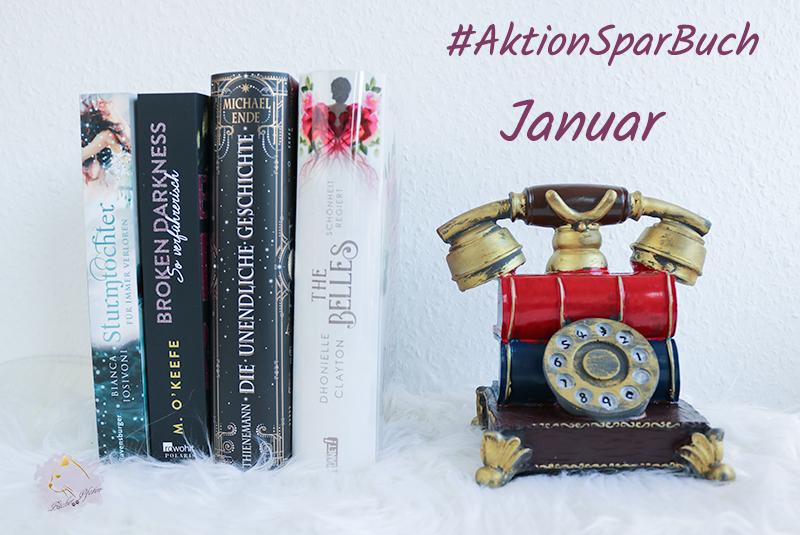 #AktionSparBuch: Januar 2019