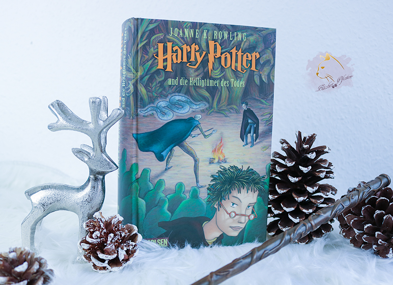 #3Bücher - die man gelesen haben muss - Harry Potter