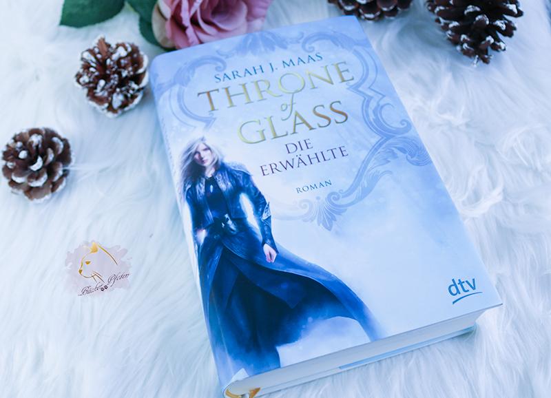#3Bücher - die man gelesen haben muss - Thorn of Glass