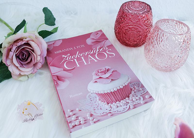 #3Bücher - mit Blumen auf dem Cover - Zuckersüßes Chaos