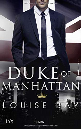 Louise Bay - Duke of Manhattan - Cover