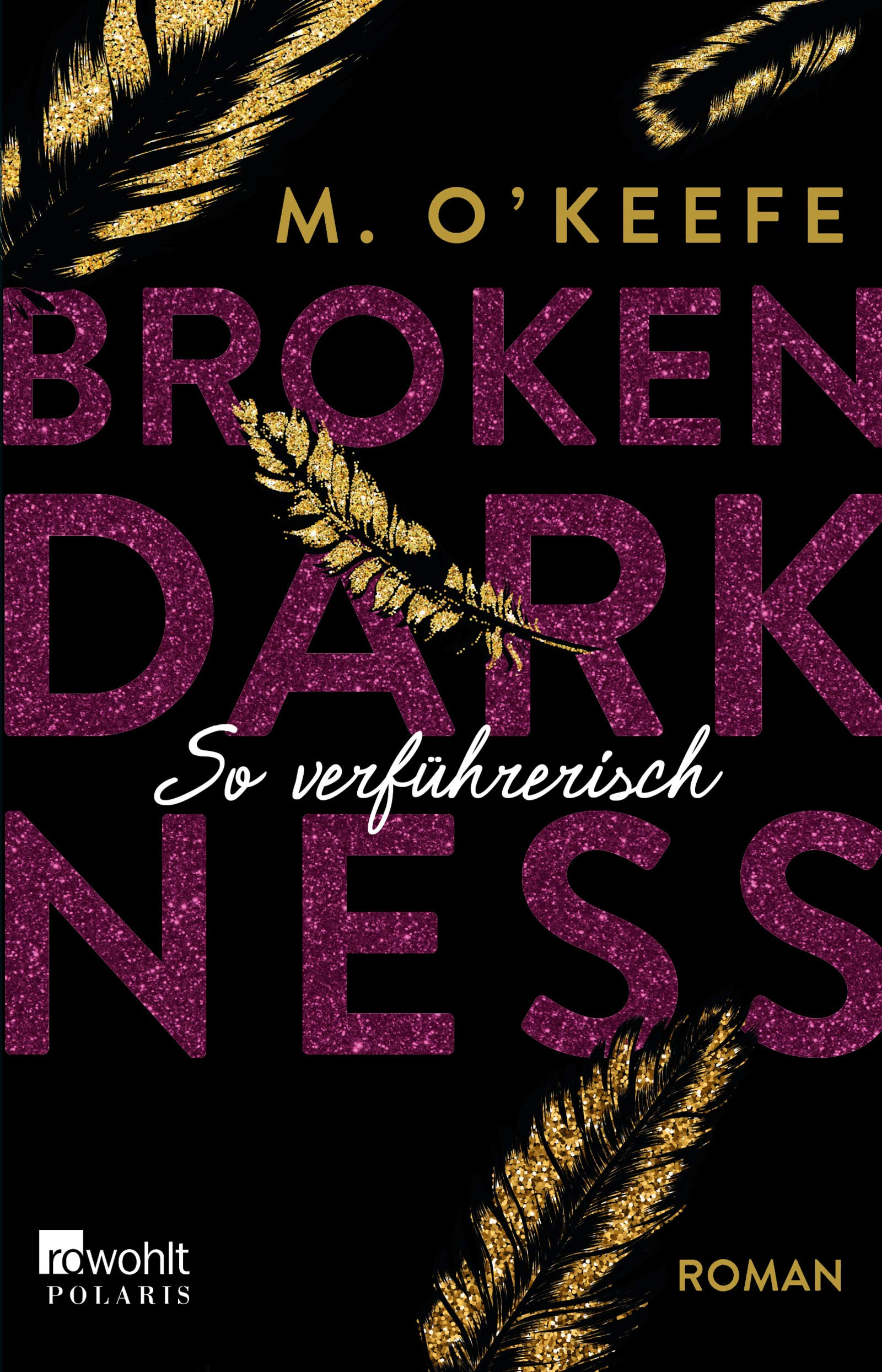 M O´Keefe - Broken Darkness - Cover