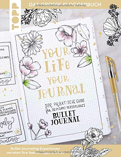 !0 großartige Bloggerinnen - Your life Your Journal - Cover