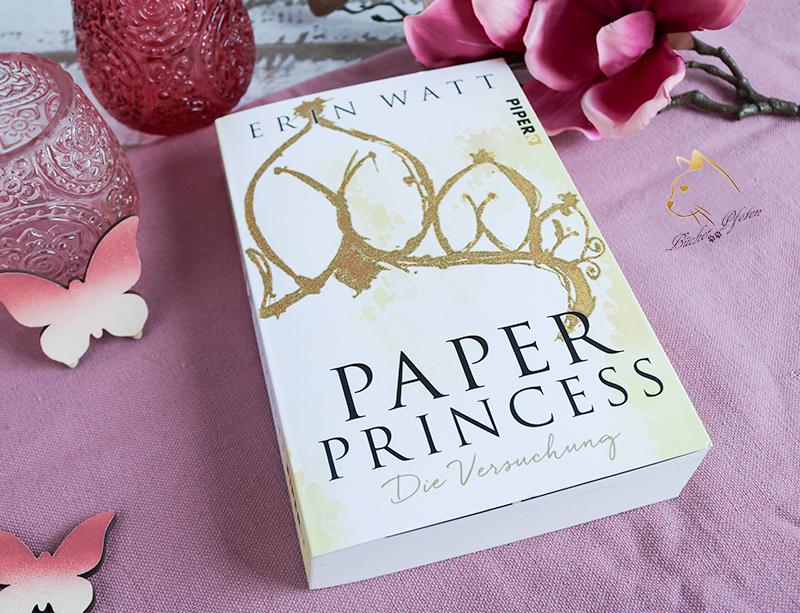 #3Bücher - die ins Deutsche übersetzt wurden - Paper Princess